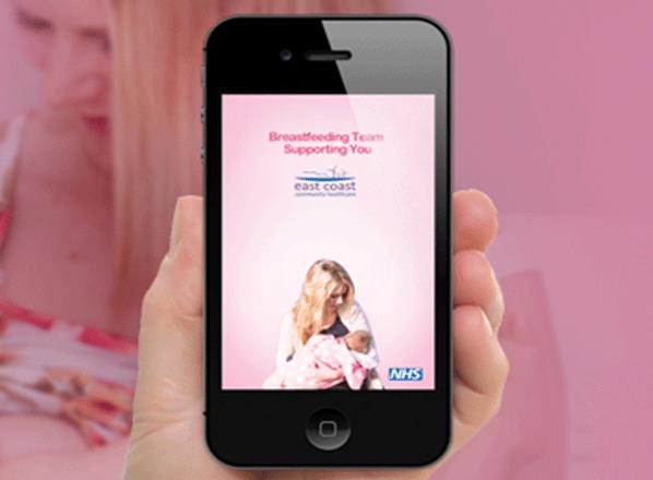 Breastfeeding-app