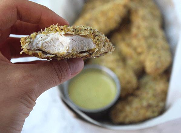 baked-coconut-chicken-tenders